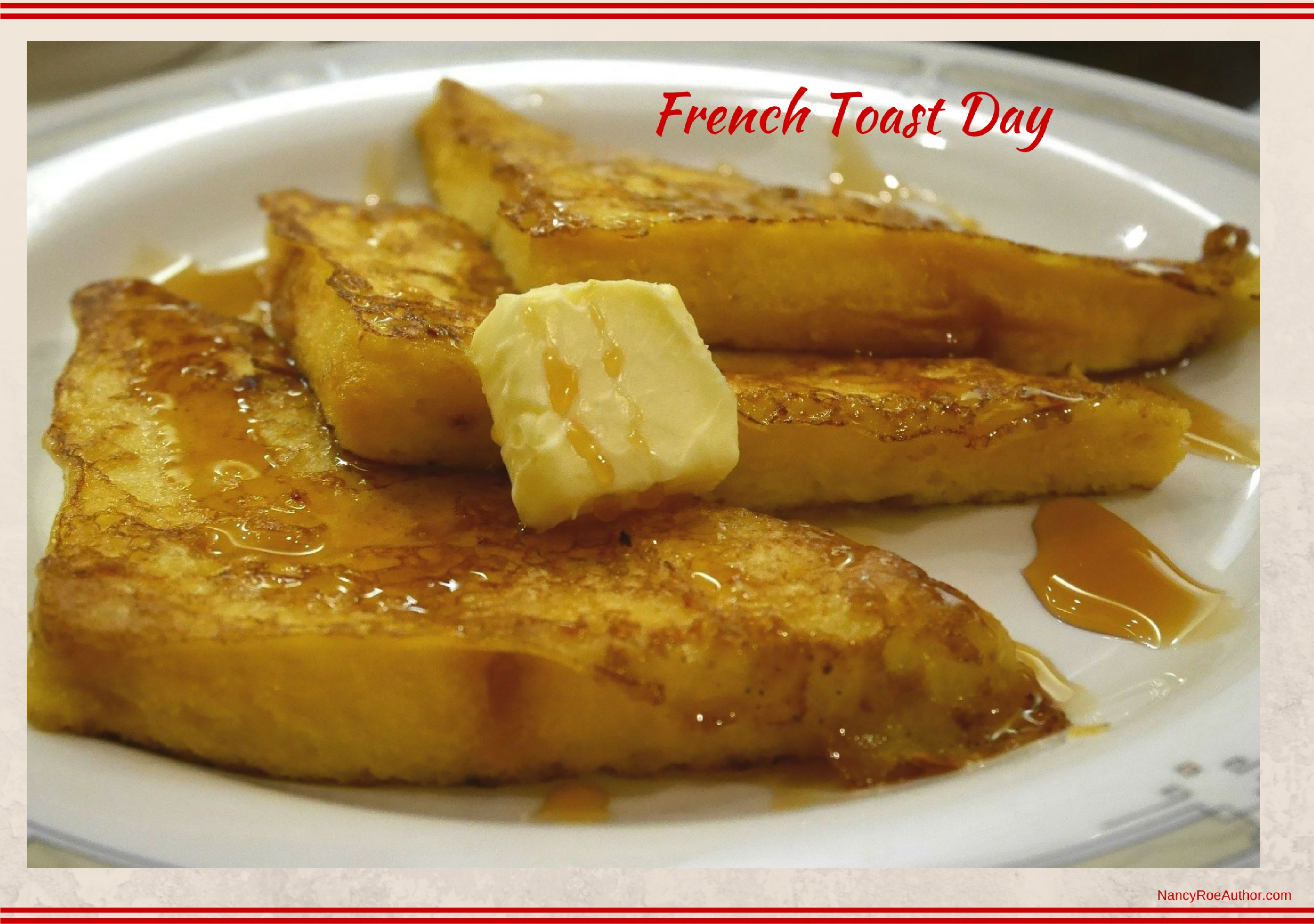 French Toast Day